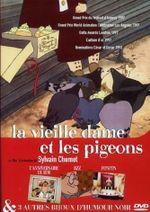 Affiche La vieille dame et les pigeons