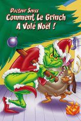 Affiche Comment le Grinch a volé Noël !