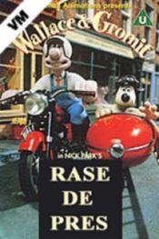 Affiche Wallace et Gromit : Rasé de près