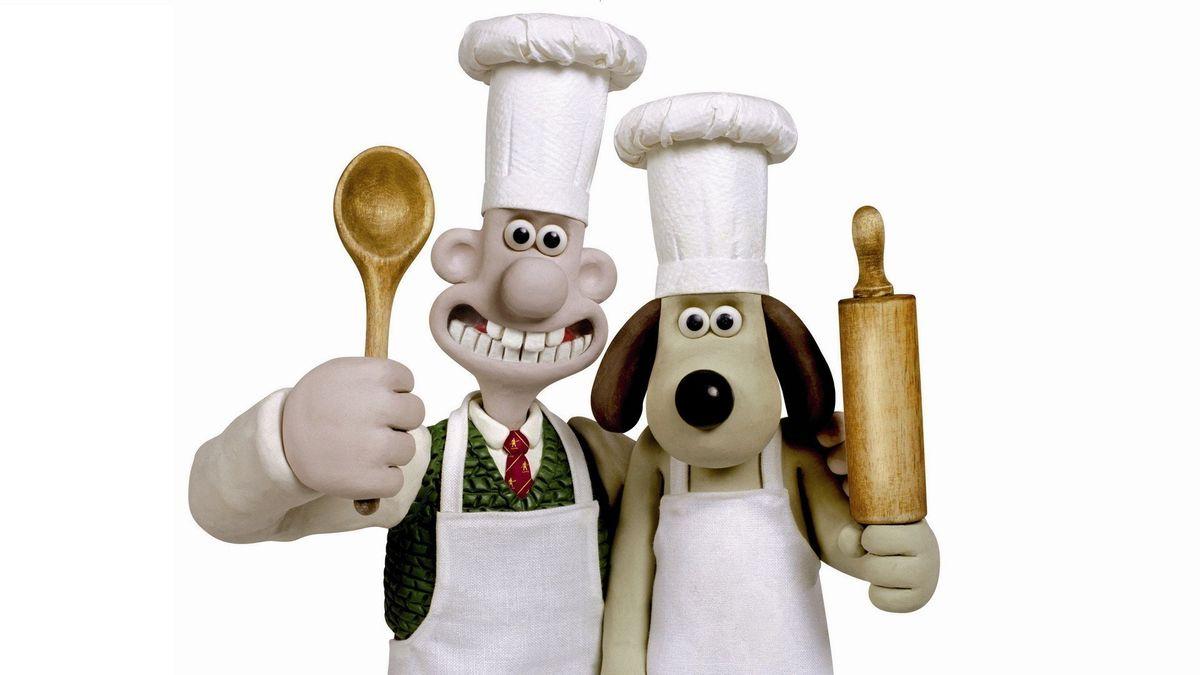Wallace et Gromit : Un sacré pétrin ! - Court-métrage d ...