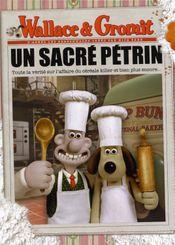 Affiche Wallace et Gromit - Un sacré pétrin !