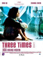 Affiche Three Times