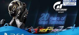 Vidéo Polyphony Digital célèbre les 20 ans de Gran Turismo