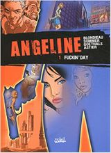 Couverture Fuckin' Day - Angeline, tome 1