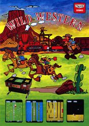 Jaquette Wild Western