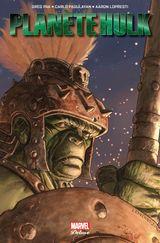 Couverture Planète Hulk