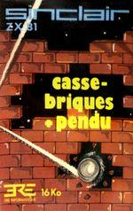 Jaquette Casse-briques / Pendu