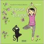 Couverture Le yoga de Kika