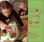 Couverture Babycook book