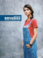 Couverture Refuzniks. Dire non à l'armée en Israël