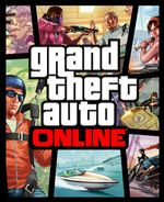 Jaquette Grand Theft Auto : Online