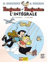 Couverture Benjamin et Benjamine, L'intégrale