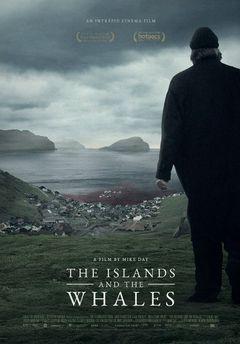 Affiche Les baleines et les îles