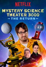 Affiche Mystery Science Theater 3000: The Return