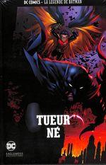 Couverture Tueur né - La légende de Batman, tome 4