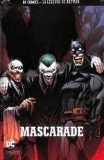 Couverture Batman : Mascarade - DC Comics - La légende de Batman tome 5