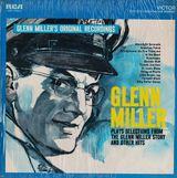 Pochette Glenn Miller Plays Selections From the Film The Glenn Miller Story