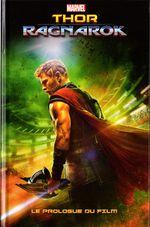 Couverture Thor : Ragnarok - Prélude du film
