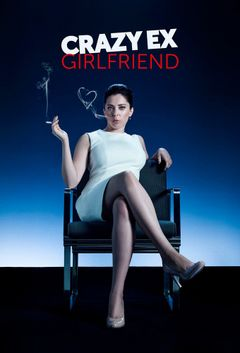 Affiche Crazy Ex-Girlfriend