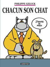 Couverture Chacun son chat - Le Chat, tome 21
