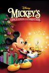 Affiche Mickey, il était une fois Noël