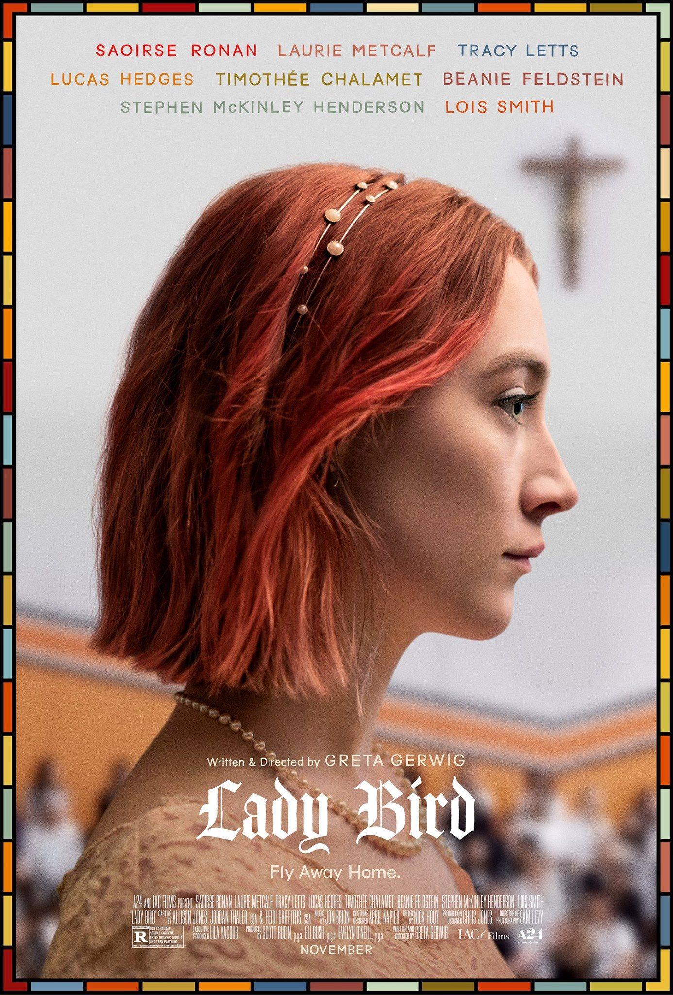 """Résultat de recherche d'images pour """"LADY BIRD AFFICHE"""""""