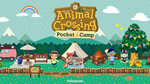 Jaquette Animal Crossing : Pocket Camp
