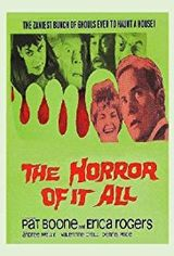 Affiche The horror of it all