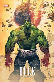 Couverture Hulk - La séparation