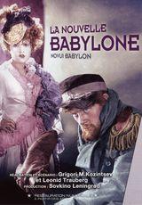 Affiche La Nouvelle Babylone