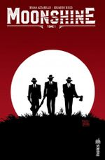 Couverture Moonshine, tome 1