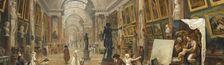 Cover Louvreuse : un film au musée