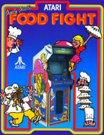 Jaquette Food Fight