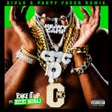 Pochette Rake It Up (Diplo & Party Favor remix)