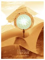 Affiche Stargate Origins