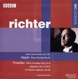 Pochette Haydn, Prokofiev