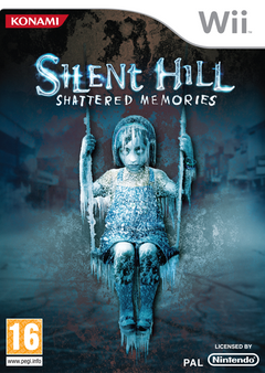 Jaquette Silent Hill : Shattered Memories