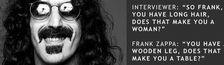 Cover Morceaux live de Frank Zappa