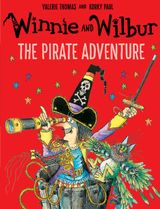 Couverture Winnie and Wilbur, The Pirate Adventure