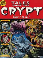 Couverture Chat y es-tu ? - Tales from the Crypt, tome 7