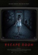Affiche Escape Room