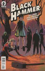 Couverture Black Hammer (2016 - Present)