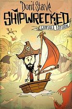 Jaquette Don't Starve : Shipwrecked