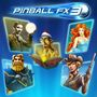 Jaquette Pinball FX3