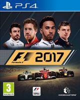 Jaquette F1 2017