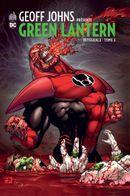 Couverture Geoff Johns présente Green Lantern - L'Intégrale, tome 3