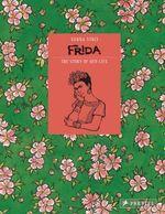 Couverture Frida : petit journal intime illustré