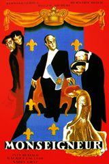 Affiche Monseigneur