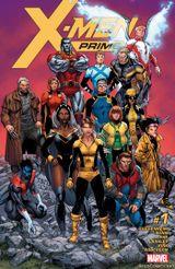 Couverture X-Men Prime #1