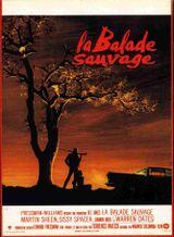 Affiche La Balade sauvage